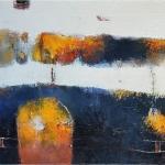 Dreams 45 x 60 cm - oil on canvas
