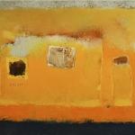 House 40 x 50 cm - oil on canvas