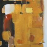 Untitled 40 x 50 cm - acrylic on canvas