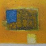 Sunny 80 x 60 cm - acrylic on canvas